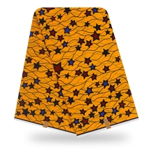 Hot Sale Ankara African Wax Print Fabric Nigeria Ghana Cotton Fabric for African Dress By 6 Yards In Orange Y-59 haanya bem needs programme in nigeria