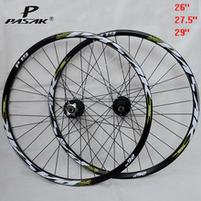 Mtb Wheelset Disc-Brake Rims Aro 29 29er Bicicleta Rear Front-2 4 Pasak 32-Holes 26-Sealed-Bearing