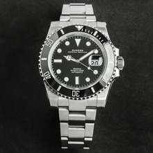 Sporty-Watches Diving-Watch Dial 40mm SUGESS Black Rotating-Bezel Automatic-Movement