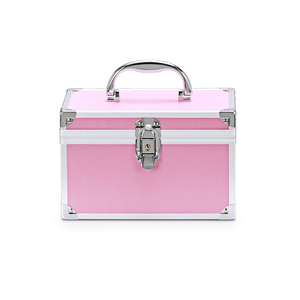 Image 5 - Makeup Bag Suitcase Women Multifunction Travel Cosmetic Bag Neceser Professional Beauty Nail Art Tool Cosmetic Storage Bags Case