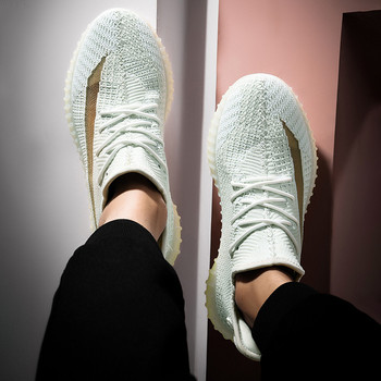 Men Trainers Running Sport Walking Casual Shoes Jogging Outdoor Sneakers Air Cushion Non-Slip Gym Sneakers Soft Comfortable Sole running shoes for women air cushion breathable sneakers women shoes sport shoes woman outdoor trainers walking jogging 2018 new