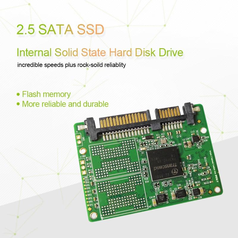 """2.5"""" SATA3 SSD Shellless Internal Solid State Hard Disk Drive HDD 16GB 32GB 64GB 128GB 256GB 512GB 1TB 2TB 2.5 inch SATA 3"""
