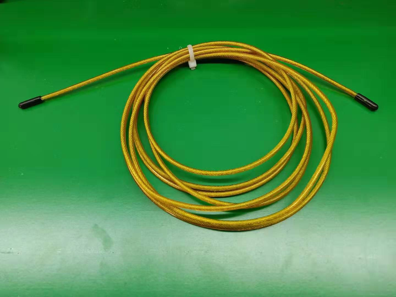Jump Rope, Aluminium Alloy Handle, Wire Rope