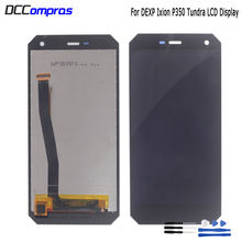 Original For DEXP Ixion P350 Tundra LCD Display Touch Screen Digitizer Phone Parts Tundre ScreenLCD