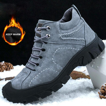 Safety Shoes And Hats Steel Toe Men's Low Oxford Outsole Work Shoes Non-slip Breathable Mesh Shoes Hiking Wear-resistant DXZ082