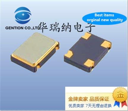 10pcs 100% Orginal New Active SMD Crystal Oscillator 5X7 OSC 5070 7050 32M 32MHZ 32.000MHZ SMI Import