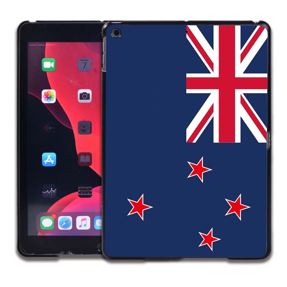 21.New Zealand flag Mauve Tablet Hard Back for Apple IPad 8 2020 8th Gen 10 2 A2270 A2428 Z2429 Z2430