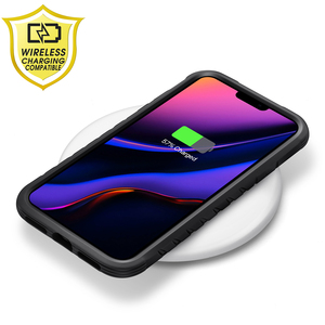 Image 5 - for iPhone 11 Pro Case Defense Shield Series Military Grade Drop Tested, Anodized Aluminum TPU Polycarbonate Protective Case