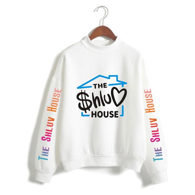 THE SHLUV HOUSE THEMED SWEATSHIRT (25 VARIAN)