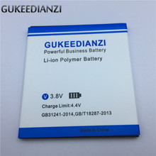 GUKEEDIANZI Mobile Phone Battery A110 For Micromax A110 2500mAh High Quality and 100% New Replacement Batteries(China)