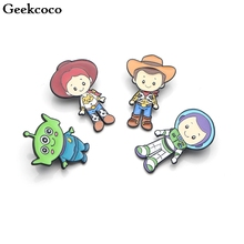 Geekcoco Funny Enamel Pins Cute Brooches Denim Shirt Lapel Pin Bag Punk Cool Jewelry Gift for Friends RK0071 geekcoco funny enamel pins brooches cute denim shirt lapel pin bag punk cool jewelry gift for friends rk0015