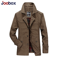 Joobox New Men Fashion Jacket Coat Spring Brand Men