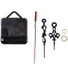 Clock-Mechanism Wall-Clock Part Needle-Movement Quartz Silent Black DIY And Red Repair-Kit-Tool-Set