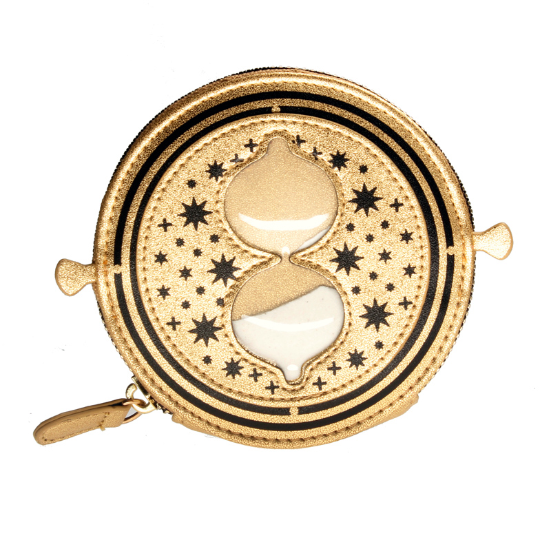 Gold Snitch Time-Turner Wallet Women Coin Purse Female Wallets DFT9308