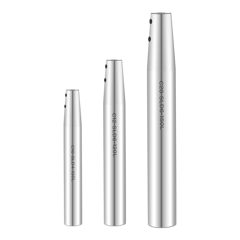 Anti-seismic C10 C12 C16 C20-SLD4/5/6/8/10/12- 100L 120L 150L 200L side lock extension rod straight slim shank deep hole process