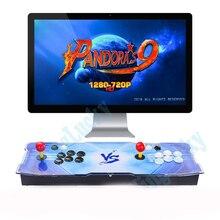 Consola pandora box X 2020, consola de juegos acrílicos, 2 jugadores, mando, HDMI, VGA, salida USB, TV y PC, novedad de 3303