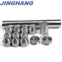 1 3/4X12 FUEL TRAP/SOLVENT FILTER For NAPA 4003, WIX 24003 1/2 28,5/8 24 6061 T6 Aluminum Silver