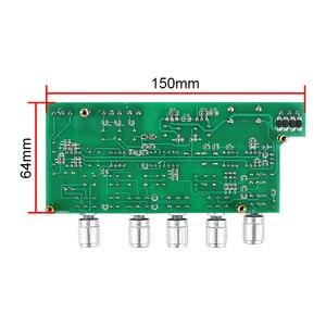Image 5 - GHXAMP 2.1 ซับวูฟเฟอร์ Preamplifier NE5532 Preamp TONE ควบคุม 3 ช่อง TL072 TREBLE เบส