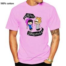 Toppro – T-Shirt à manches courtes pour hommes, avec nom de couleur Dan et Phil