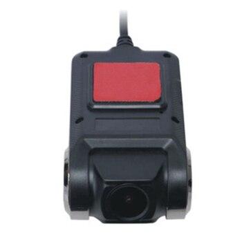 USB car dvr 1080P wifi hidden dash cam ADAS intelligent auxiliary system for android USB car camera 4