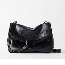กระเป๋าถือหรูผู้หญิงกระเป๋าออกแบบVintageกระเป๋าสะพายใหม่Messengerกระเป๋าSoft Flapไหล่Crossbodyกระเป๋าถือผู้หญิง
