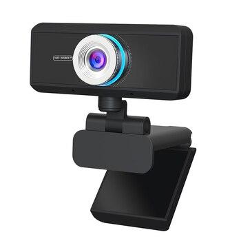 HD 1080P Webcam Desktop Laptop Video Calling Camera with Microphone Home Office FKU66