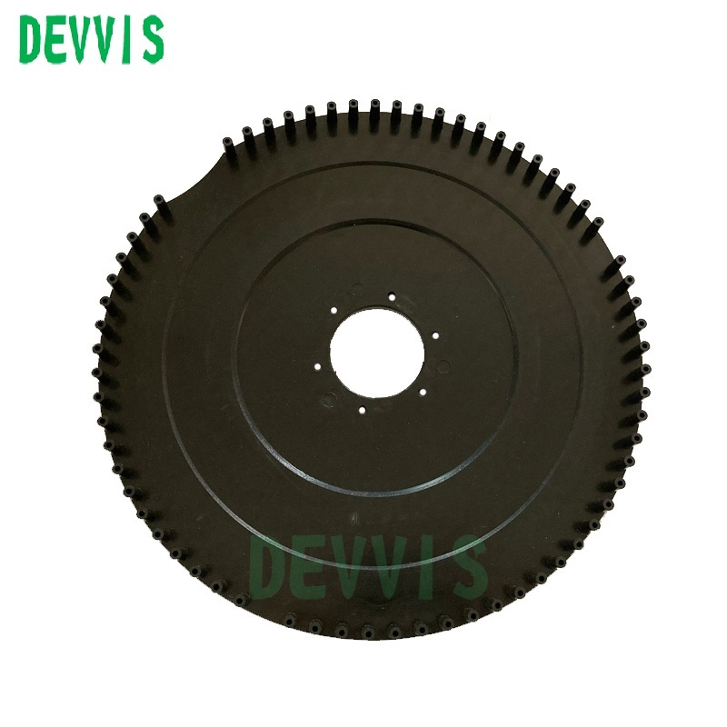 Plastic Protecive shield for DEVVIS Robot lawn mower E1600E1600T Updated with new design