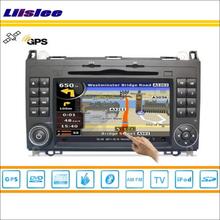 Samochód multimedialny Android dla Mercedes Benz A W169 B W245 CD odtwarzacz DVD nawigacja GPS Stereo Audio wideo S160 System tanie tanio Liislee CN (pochodzenie) Double Din 45W*5 256G Dvd-r rw Dvd-ram Video cd Jpeg Hardware Electronics 1080P Bluetooth Wbudowany gps