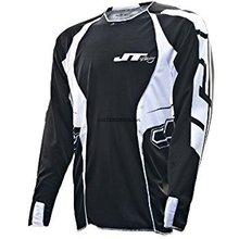 2021 nowych mężczyzna DH MX koszulka zjazdowa moto krzyż koszulka wyścigowa moto rcycle moto koszulka z długim rękawem off-road jersey tanie tanio CN (pochodzenie) Poliester Stretch Spandex Pełna Winter summer Wiosna AUTUMN Koszulki Nie zamek Jazda na rowerze Pasuje prawda na wymiar weź swój normalny rozmiar