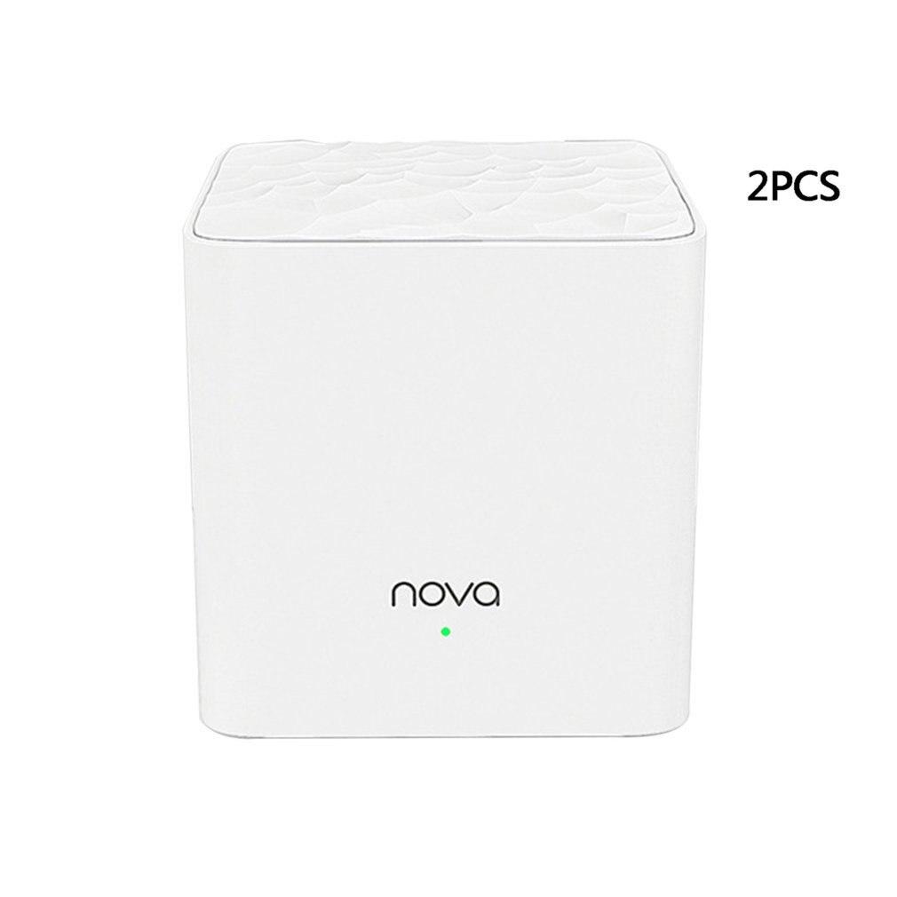Tenda Nova MW3 AC1200 routeur sans fil double bande pour toute la maison couverture Wifi maille système WiFi pont sans fil, APP gestion à distance - 2