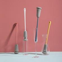 Раздвижная ручка для кухни искусственная щетка чистки органического