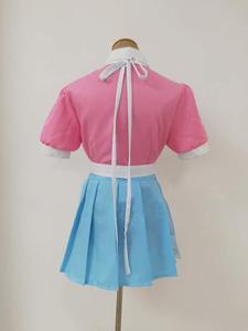 Image 2 - anime Dangan Ronpa 2 Mikan Tsumiki Danganronpa Dress Cosplay Costume