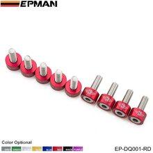 Бренд Jdm, стиль 8 мм, Метрическая головка, шайбы для чашек, различные для двигателей Honda EP-DQ001