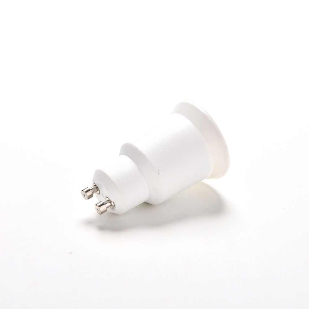 เพื่อGU10 E27 E26เอดิสันสกรูฐานซ็อกเก็ตอะแดปเตอร์แปลงไฟLEDโคมไฟหลอดไฟเสียบExtender 1ชิ้น