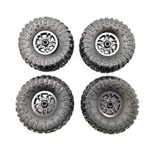MN Replacement Tires 1 / 12 Remote Control Car Spare Parts Rubber Rim Tire Upgrade Modified Accessories