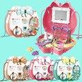 Mini Küche Spielzeug Make-Up Kunststoff Simulation Arzt Spielzeug Baby Lebensmittel Eis Mädchen Cosplay Pretend Spielen Spielzeug Für Kinder Kinder