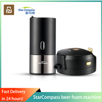 Xiaomi Youpin eco STARCOMPASS Beer Foam Machine Special Purpose Portable Beer Tool Smooth taste for Bottled beer and Canned beer