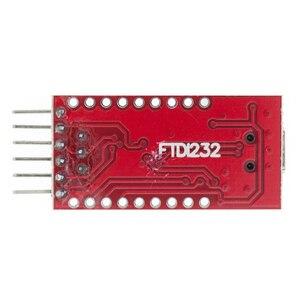 Image 2 - 10 Chiếc FT232RL FT232 USB TO TTL 5V 3.3V Tải Cáp Serial Adapter Mô Đun Cho USB 232