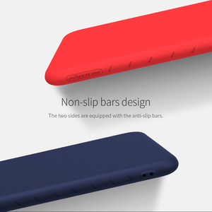 Image 5 - For iPhone 11 Pro Max case NILLKIN Slim Soft Liquid Silicone Rubber Shockproof Case For iPhone 11 Pro 5.8/6.1/6.5 inch cover