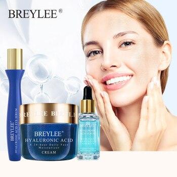 Breylee Retinol Face Care Sets Moisturizing Whitening Cream Vitamina C Eye Essence Wrinkles Firming Beauty Products Skin Serum