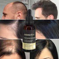 Эссенция для роста волос, масло против выпадения волос, масло для роста бороды, для быстрого роста волос, продукты для выпадения волос, уход ...