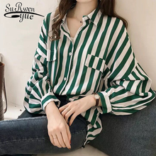 Fashion womens tops and blouses 2019 elegant blouse women st