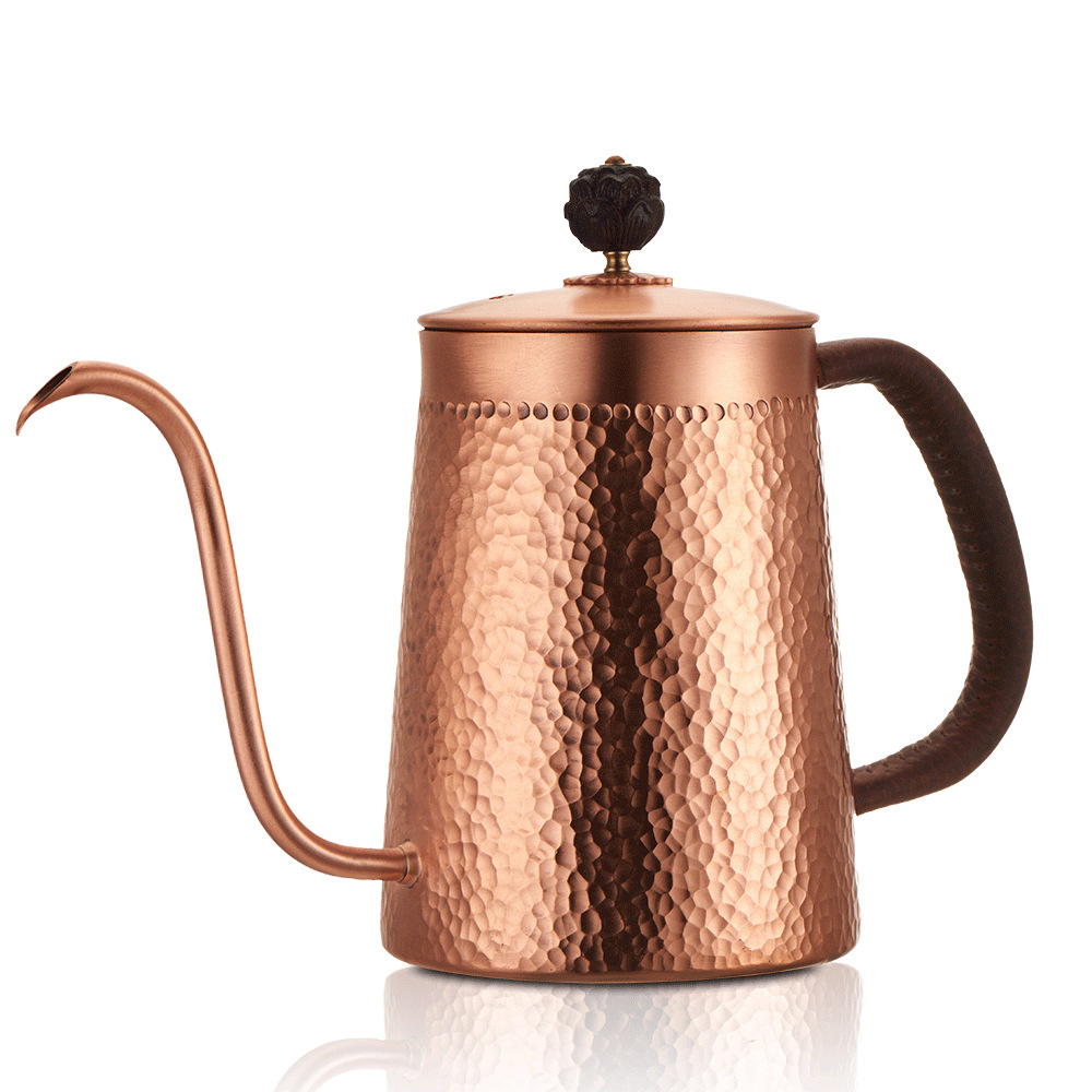 Turkish Pure Copper Pot 400ML