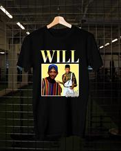 Will Smith The Fresh Prince of Bel Air, Will Smith Actor, Will Smith T Shirt, Will Smith Shirt, Unisex Adult Clothing Size S-3XL s smith the last rose of summer op 173