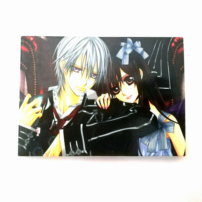 30pcs/box Vampire Knight Anime Postcard Greeting Card Message Card Christmas Gift Toys For Children