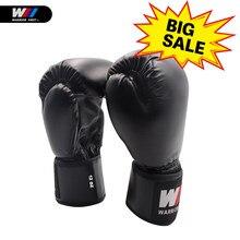 Cheap Boxing Gloves Professional 60Z/8OZ/10OZ/120Z Muay Thai Training Breathable MMA Kickboxing boxeo Gloves