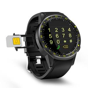 Image 2 - GPS smart watch F1 With SIM Card Camera heart rate monitoring altitude pressure outdoor sport watch for phone