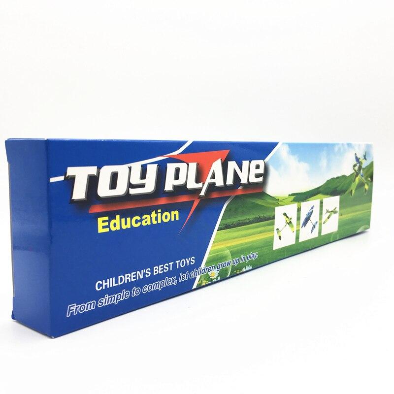 Condensateur d'avion électrique, lancement à la main, planeur, mousse à inertie EVA, jouet modèle d'avion, jouet d'extérieur, nouveauté 5