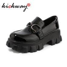2020 новые весенние женские кроссовки на платформе толстой подошве