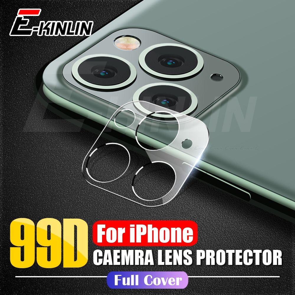 Clear Back Camera Lens Protective Tempered Glass Screen Protector Film For Apple IPhone 11 Pro X XR XS Max 10 8 7 6S 6 Plus
